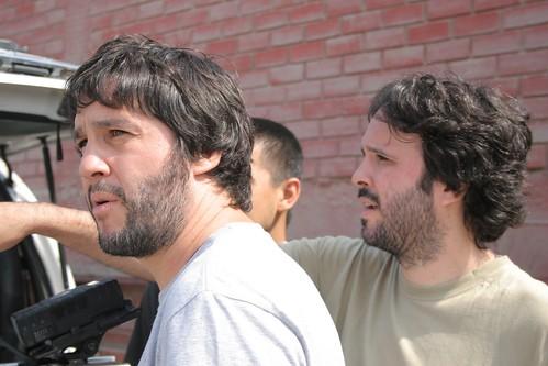 Diego y Daniel Vega, directores
