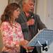 Karen Hoy and Alan Summers