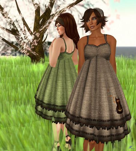 TD dress