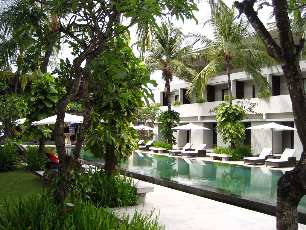 Oasis Hotel, Kuta Beach