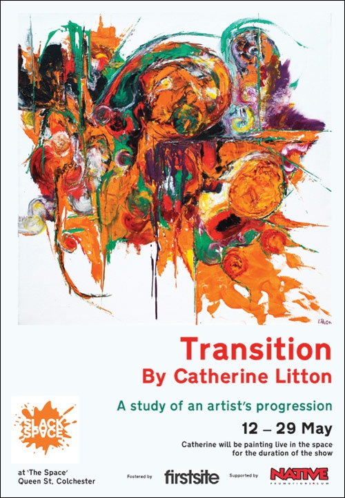 Transition by Catherine Litton