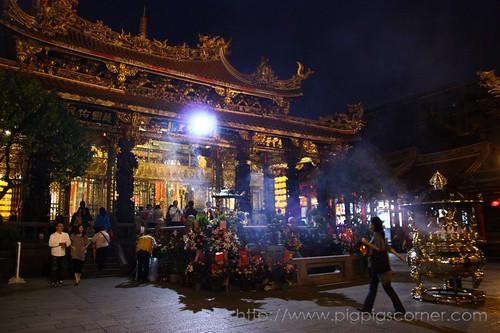 Taipei 3 longshan temple