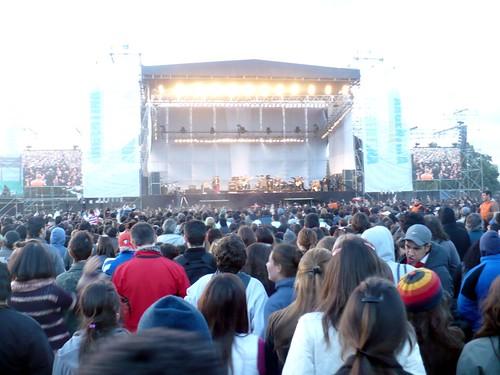 festival solidario - Argentian abraza Argentina
