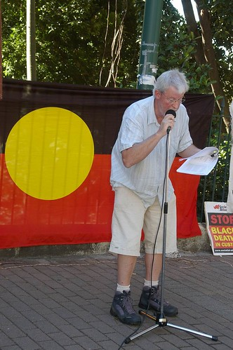 Ian Curr from Workers BushTelegraph