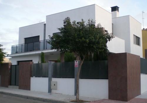 Vivienda Unifamiliar Aislada. Sector 20. Linares. (10)