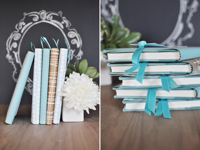 DIY Book Cover and Bookmark