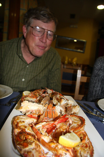 Jumbo Shrimp and Lobster