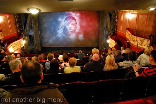 Les Mis theatre