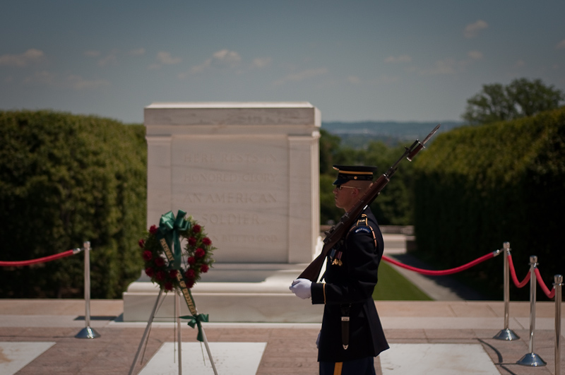 Unknown Soldier (by mchandler.me)