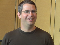 Matt Cutts at Google I/O