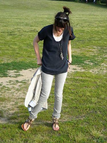 Gray Jeans 2