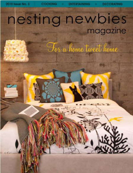 Nesting Newbies May 2010 Cover