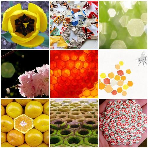 lovely hexagons