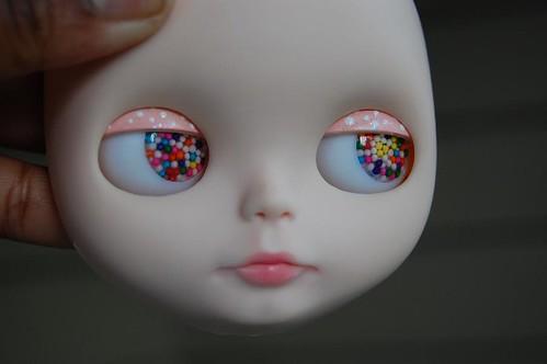 Pinkie - custom #3 WIP