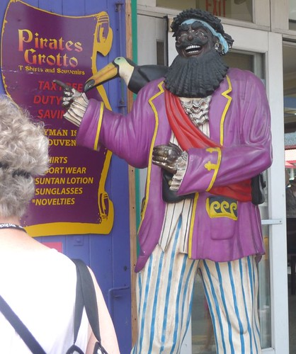 Big Black Dick, the pirate