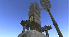Cathedral? (Just for Fun) (Hilly1212) Tags: cathedral evil cloaked resident