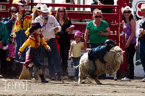 Cloverdale Rodeo 2010 - The Finals