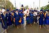 Men In Blue (gurbir singh brar) Tags: men nikon procession sikh punjab nikkor platoon 2010 armed khalsa sirhind fatehgarhsahib nihangs jathedar groupofmen 2470mmf28g gurbirsinghbrar harianbelan saintsoldier mislshaheedantarnadalharianbelan nikond3s fatehdivas babanihalsingh