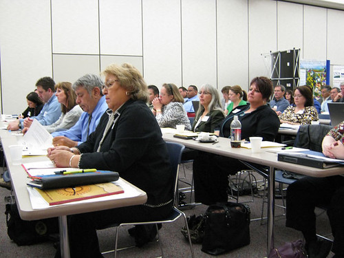 Session attendees included Tribal leaders and members and USDA staff.