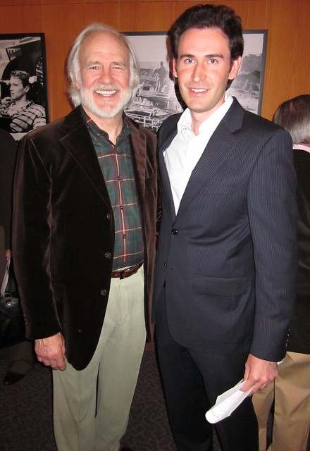 Robert Pine, Richard Peters, Reunited Film Premiere, DGA, Hollywood