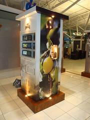 Amarula Liquor display units