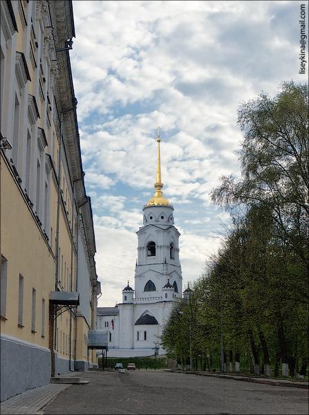 Палаты и колокольня Успенского собора