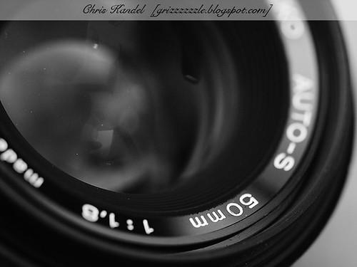 Zuiko50mmƒ1.8