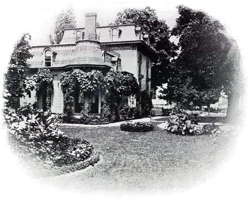 Charles Gates residence