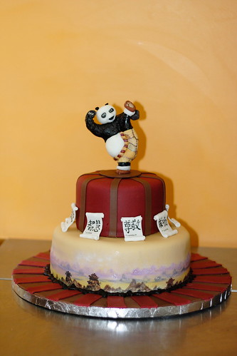 Kung Fu Panda Cake Final0001
