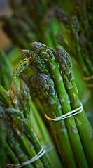 DoF Asparagus by RichardDemingPhotography