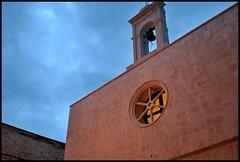contrasti (alpi_na) Tags: italy italia nuvole campanile cielo pietra azzurro puglia