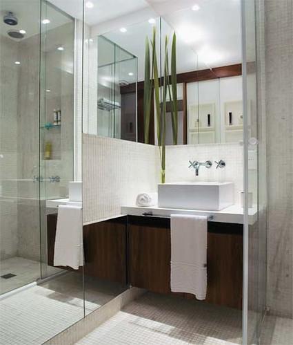 banheiros pequenos decorados modelos