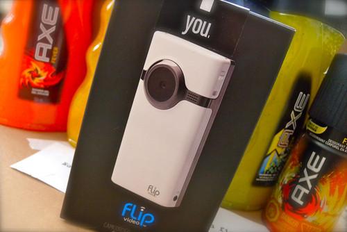 AXE Flip Cam Contest