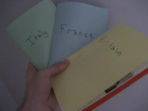 . . . Guidebooks compressed!