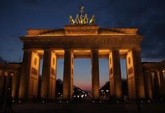 Sehenswürdigkeiten Berlin - Brandenburger Tor
