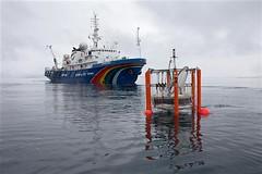 """Arctic under pressure"" (Greenpeace Italia) Tags: norway greenpeace esperanza artico oceani"