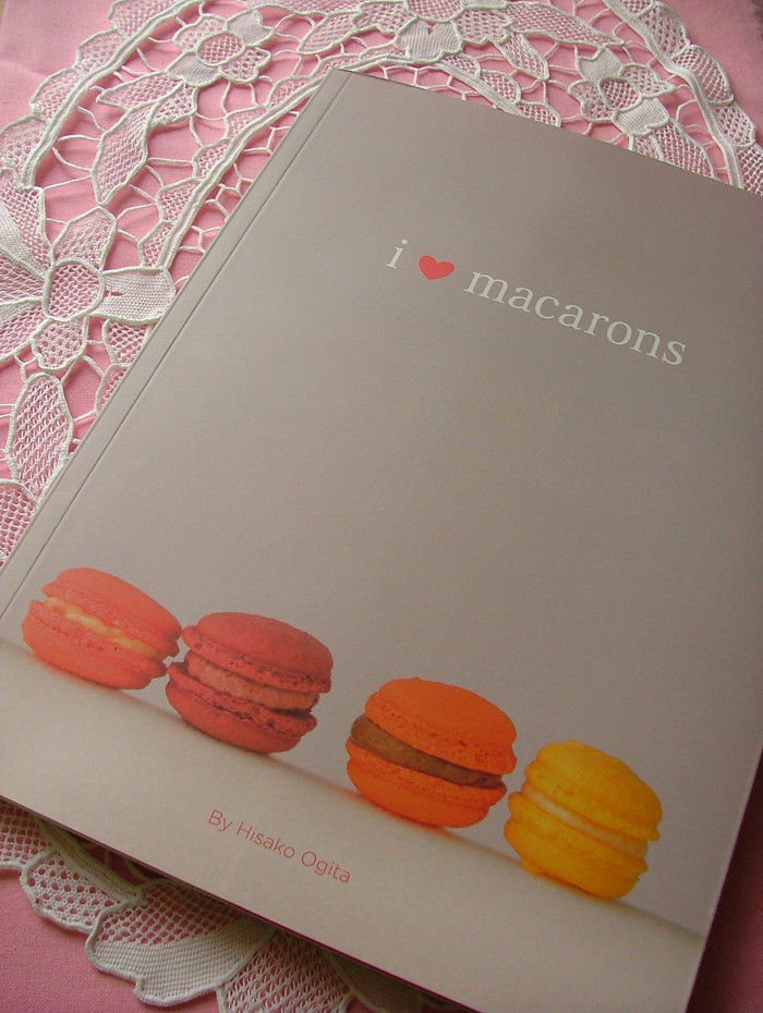 I love macarons book