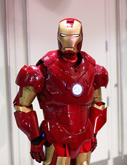 Iron Man Close up 2010 Phoenix Comicon (gbrummett) Tags: arizona hot sexy comics cool cosplay ironman movies comiccon comicon robertdownyjr canoneos5dmarkiicamera canon85mmf12liiusmlens azavengers 2010phoenixcomiccon arizonaavengers arizonaavengersarizonasmightiestheroes aaronforrester