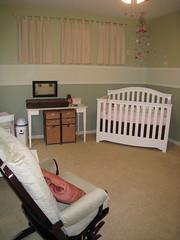 Baby Ferg's Nursery
