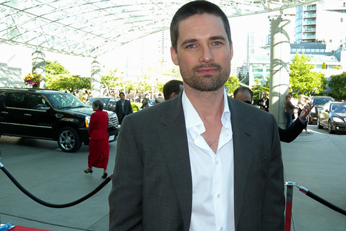 Warren Christie at the Leo Awards