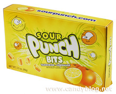 Sour Punch Bits - Lemon & Tangerine