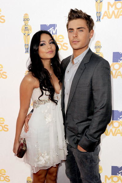 MTV Movie Awards 2010 Vanessa Hudgens y Zac Efron