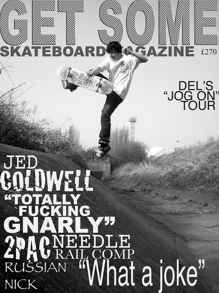 Get Some magazine