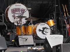 Drive-By Truckers' gear awaits