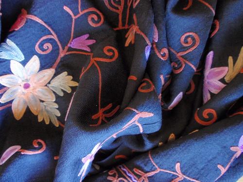 Kashmir shawl