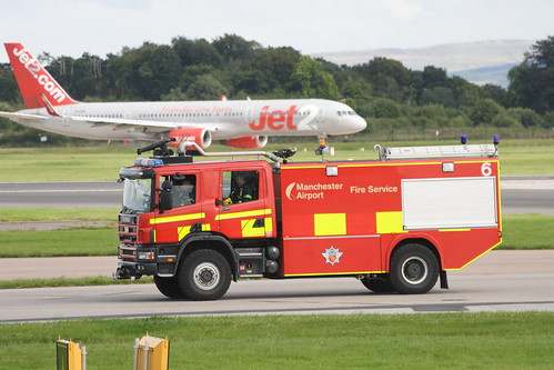 Manchester Airport Fire Service of Manchester Airport Fire