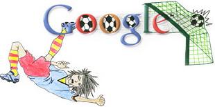 Google World Cup Logo