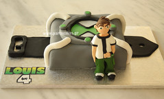 Ben 10 cake (Party Cakes By Samantha) Tags: cake ben 10 omnitrix