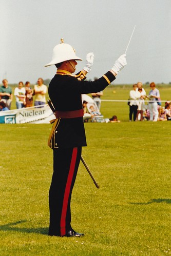 Band of the Royal Marines Deal Kent Band leader | Flickr - Photo ...
