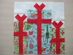 12 Days of Christmas Block 1